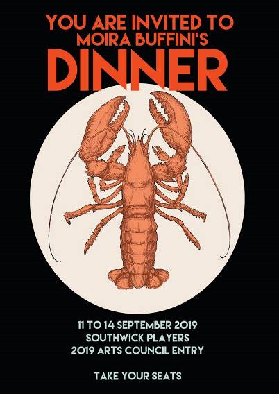 Dinner by Moria Buffini directed by Harry Atkinson