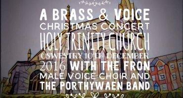 A BRASS & VOICE CHRISTMAS CONCERT
