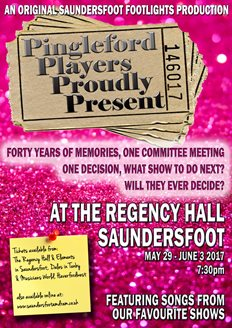Pingleford Players Proudly Present!
