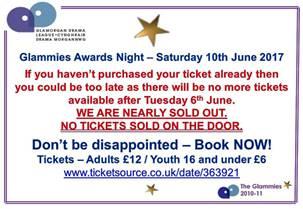 Glammies Awards Night
