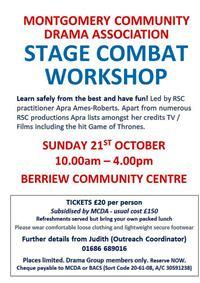 Montgomeryshire Community Drama Association