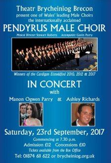 Pendyrus Male Choir in Concert