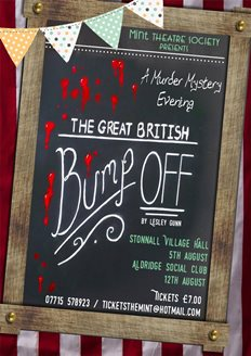 THE GREAT BRITISH BUMP-OFF