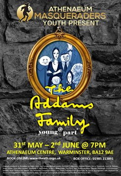 THE ADDAMS FAMILY Young@Part® A NEW MUSICAL