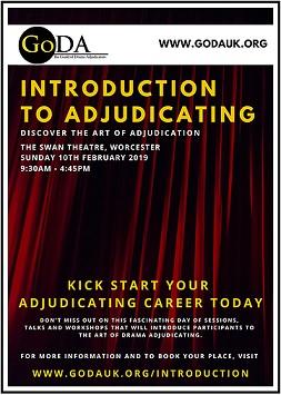 Introduction to Adjudicating