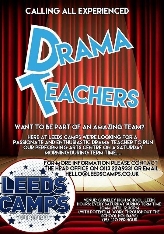 Leeds Camps