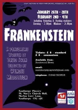 Frankenstein the Panto