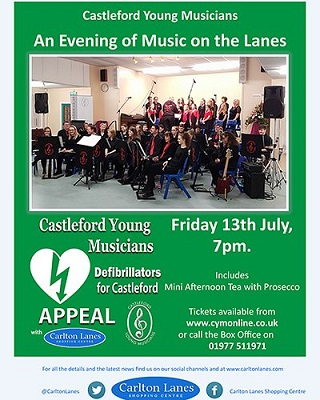 An Evening of Music on the Lanes