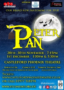 Pantomime: Peter Pan