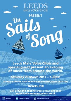 On Sails of Song
