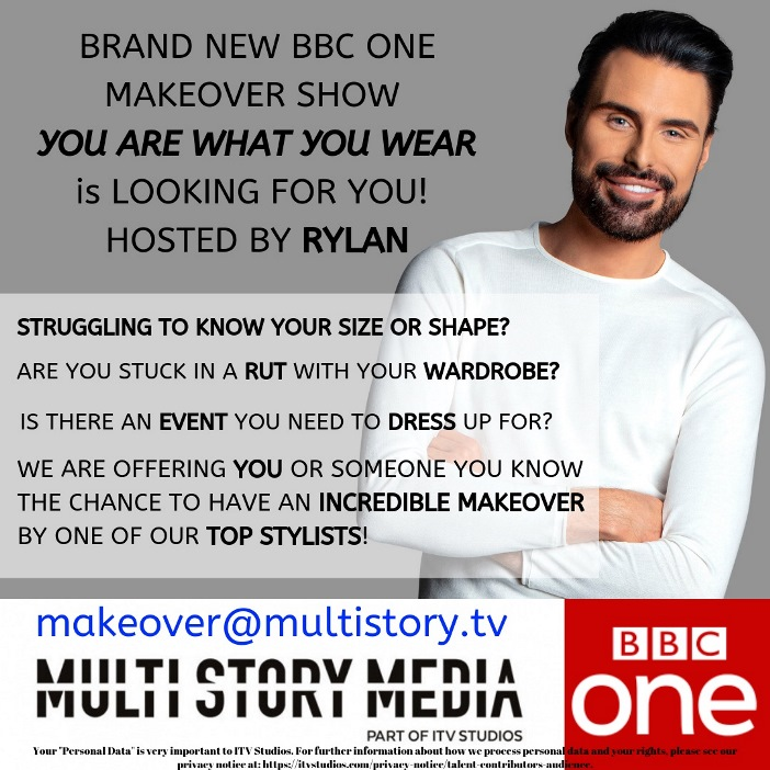 Brand New BBC One Makeover Show - You Are What You Wear
