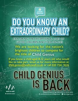 Channel 4 Child Genius