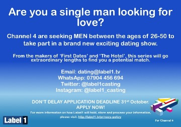 Channel 4 Dating Show