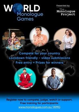 World Monologue Games
