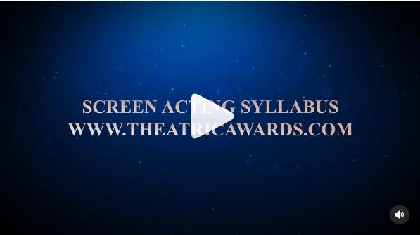 Theatric Awards