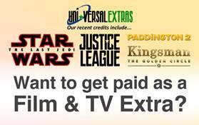 Universal extras