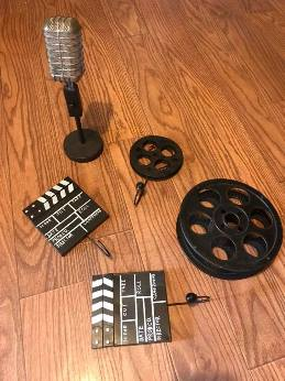 Home Cinema Props