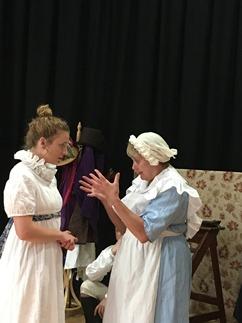 Meeting Miss Austen