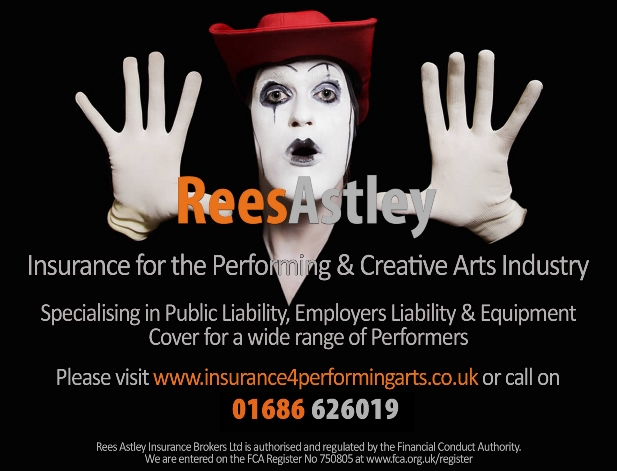 Rees Astley Performing Arts Insurance